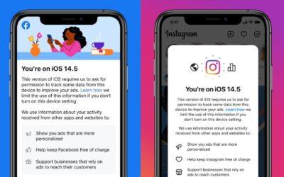 Doar 4% din utilizatorii iOS permit tracking-ul in aplicații